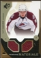 2010/11 Upper Deck SPx Winning Materials #WMMD Matt Duchene