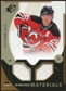 2010/11 Upper Deck SPx Winning Materials #WMPE Patrik Elias