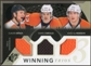2010/11 Upper Deck SPx Winning Trios #WM3SCF2 James van Riemsdyk/Claude Giroux/Daniel Carcillo 19/50