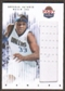 2011/12 Panini Past and Present Gamers Jerseys #16 Brendan Haywood
