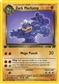 Pokemon Team Rocket 1st Edition Single Dark Machamp 10/82