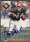 1994 Pro Line Live #125 Tommy Vardell Auto #0589/1000
