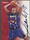 1996/97 SkyBox Premium #95 Sharone Wright Autographics Auto