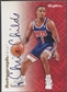 1996/97 SkyBox Premium #13 Chris Childs Autographics Auto