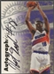 1997/98 SkyBox Premium #114 John Williams Autographics Auto