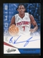 2012/13 Panini Absolute #196 Brandon Knight Autograph /199