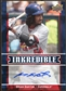 2009 Upper Deck Inkredible #BB Brian Barton S2 Autograph