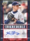 2009 Upper Deck Inkredible #KS Kevin Slowey S2 Autograph