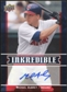 2009 Upper Deck Inkredible #MA Michael Aubrey S2 Autograph