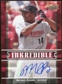 2009 Upper Deck Inkredible #MI Michael Bourn S2 Autograph