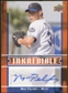 2009 Upper Deck Inkredible #MP Mike Pelfrey S2 Autograph