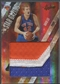 2009/10 Absolute Memorabilia #26 David Lee Star Gazing Jumbo Materials Prime Spectrum Patch #1/1