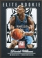 2012/13 Panini Elite #202 Derrick Williams 99/599