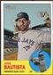 2012 Topps Heritage #489A Jose Bautista SP