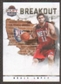 2011/12 Panini Past and Present Breakout #9 Brook Lopez