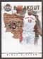 2011/12 Panini Past and Present Breakout #25 DeMar DeRozan