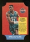 2011/12 Panini Past and Present Bread for Life #26 Alonzo Mourning