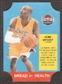 2011/12 Panini Past and Present Bread for Health #7 Kobe Bryant