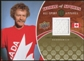 2010 Upper Deck World of Sports All-Sport Apparel Memorabilia #ASA36 Lanny McDonald