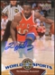 2010 Upper Deck World of Sports Autographs #17 Tim Hardaway