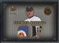 2008 Upper Deck Premier #CB Carlos Beltran Gold Patch #34/50