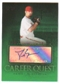 2009 Topps Update Career Quest Autographs #DS Daniel Schlereth Autograph