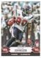 2012 Topps Bowman Inside the Numbers #ITNAJ Andre Johnson