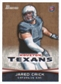 2012 Topps Bowman Gold #144 Jared Crick