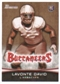2012 Topps Bowman Gold #147 Lavonte David