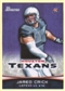 2012 Topps Bowman Purple #144 Jared Crick