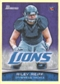 2012 Topps Bowman Purple #154 Riley Reiff