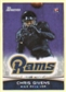 2012 Topps Bowman Purple #179 Chris Givens