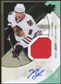 2010/11 Upper Deck SPx #168 Nick Leddy RC Jersey Autograph /799