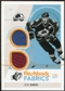 2010/11 Upper Deck SPx #217 Joe Sakic FF Jersey