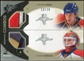 2010/11 Upper Deck SPx Winning Combos Patches #WCVW Tomas Vokoun/Stephen Weiss 12/15