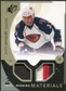 2010/11 Upper Deck SPx Winning Materials Patches #WMDB Dustin Byfuglien 16/35