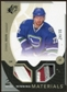 2010/11 Upper Deck SPx Winning Materials Patches #WMDS Daniel Sedin 24/35