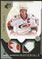 2010/11 Upper Deck SPx Winning Materials Patches #WMES Eric Staal 32/35
