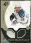 2010/11 Upper Deck SPx Winning Materials Patches #WMJT Joe Thornton 31/35