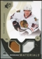2010/11 Upper Deck SPx Winning Materials Patches #WMPK Patrick Kane /35