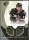 2010/11 Upper Deck SPx Winning Materials Patches #WMRI Brad Richards /35