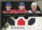 2010/11 Upper Deck SPx Winning Trios #WM3CAPS Alexander Ovechkin/Nicklas Backstrom/Mike Green 31/50
