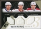 2010/11 Upper Deck SPx Winning Trios #WM3ECAN Mike Cammalleri/Phil Kessel/Jason Spezza /50