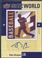 2011 Upper Deck World of Sports #AWLI Che-Hsuan Lin Athletes of the World Auto