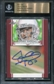 2013 Leaf Valiant Draft Johnny Manziel Cut Autograph Art 1/1