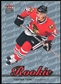 2007/08 Fleer Ultra Ice Medallion #252 Jonathan Toews /100