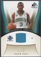 2006/07 SP Game Used #163 Chris Paul Jersey #060/100