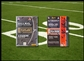 COMBO DEAL - Panini Playbook Football Hobby Boxes (2011 Playbook, 2012 Playbook)