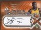 2006/07 SP Game Used #DB Denham Brown Rookie Exclusive Auto #039/100