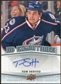 2010/11 Upper Deck Signatures #UDSTS Tom Sestito Autograph